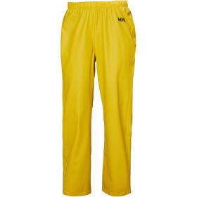 Helly Hansen Moss Housut Naiset, essential yellow